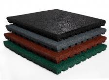 Fallschutzmatten - Fallschutzplatten