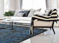 Wohnteppiche und flachgewebte Teppiche