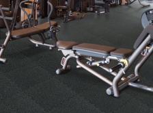Unterlegmatten für Trainingsgeräte