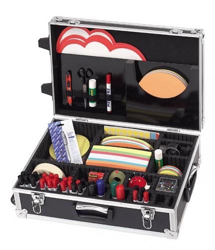 Seminarkoffer mit Komplett-Ausstattung für Trainer
