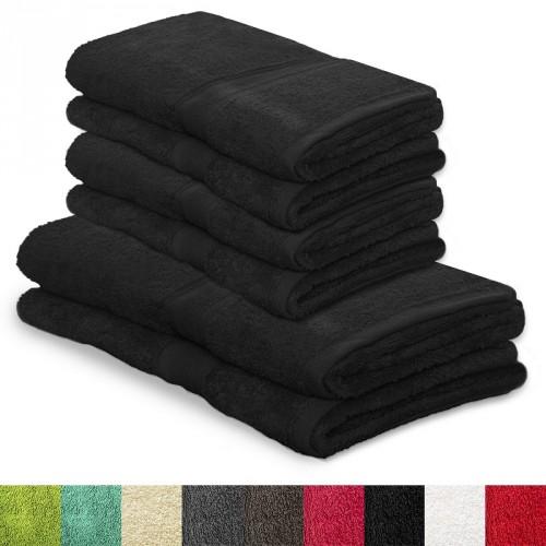 Verschiedene Handtuch-Sets | Magic Soft | 10 Farben