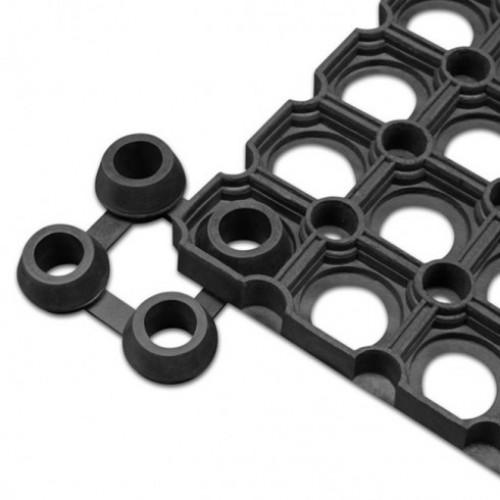 Verbindungsstücke zu den Gummimatten Octo Door – für den perfekten Bodenbelag