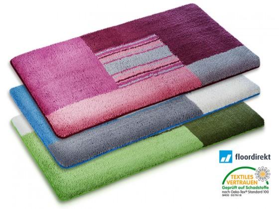 Badezimmermatte Quadral, diverse Farben