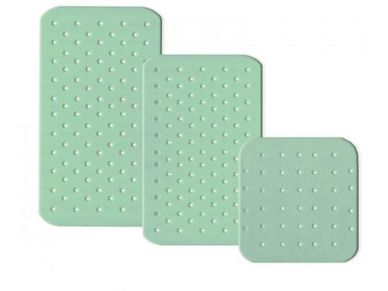 Wanneneinlage   Relax   Mint   Casa Pura   als Badewanneneinlage und Duschmatte erhältlich   3 Grössen