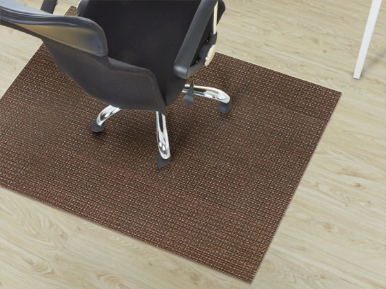 Bodenschutzmatte für Hartboden, Design Modena