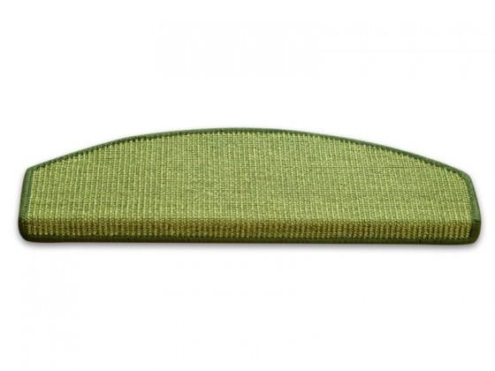 Sisal-Stufenmatten Sisal grün, 2 Grössen, Spitzenqualität