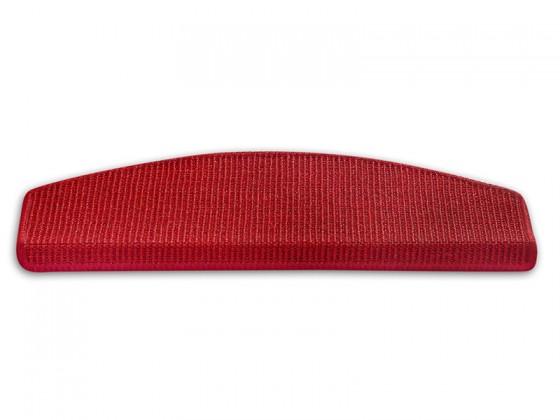 Sisal-Stufenmatten Sisal rot, 2 Grössen, Spitzenqualität