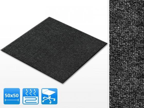 Teppichfliesen 50x50cm selbstliegend