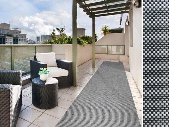Balkonteppich