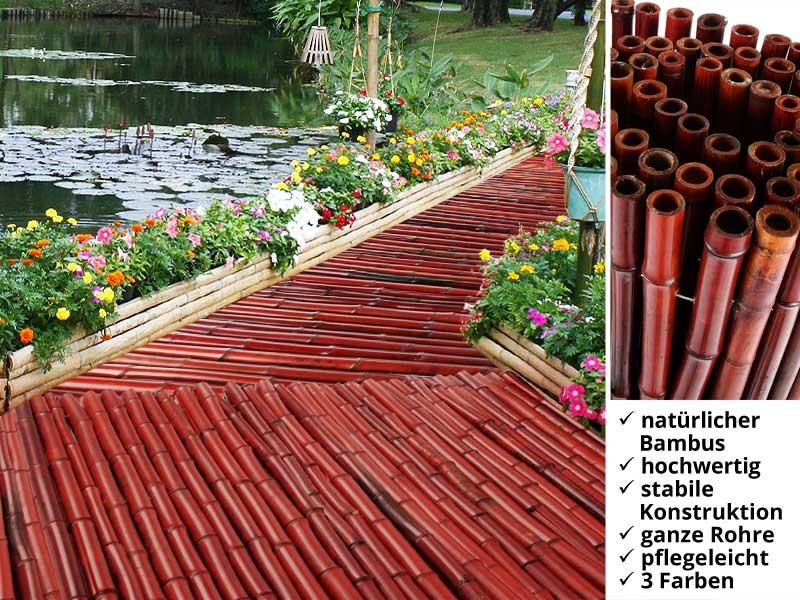 Bambus Sichtschutz | Schutzmatten.Ch