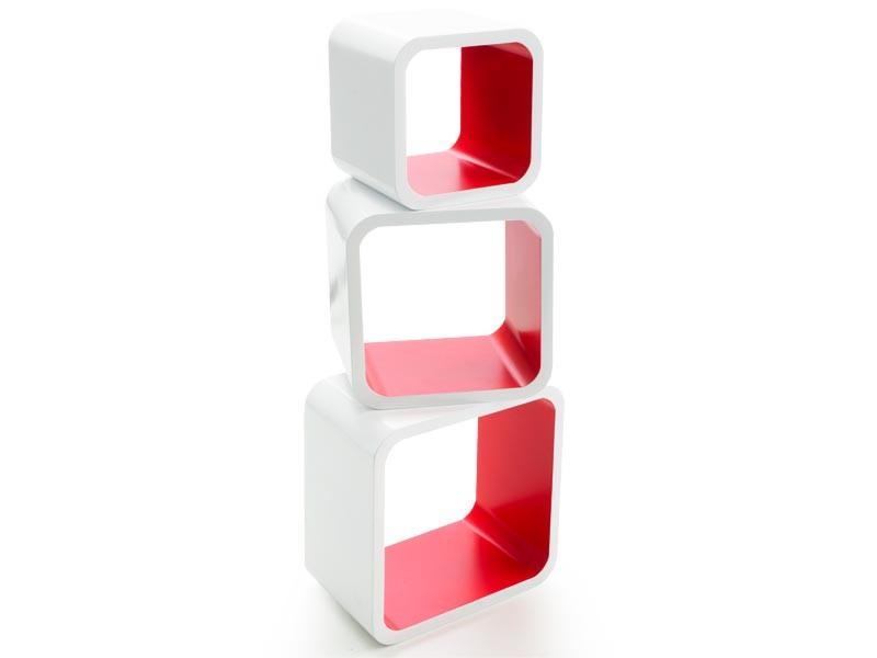 cube wandregal. Black Bedroom Furniture Sets. Home Design Ideas
