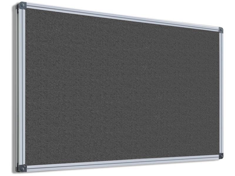 filz pinnwand grau 5 gr en. Black Bedroom Furniture Sets. Home Design Ideas