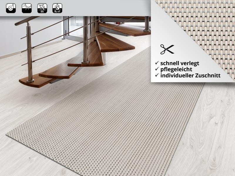 indoorteppich palermo aus kunststoff zuschnitt in 3. Black Bedroom Furniture Sets. Home Design Ideas