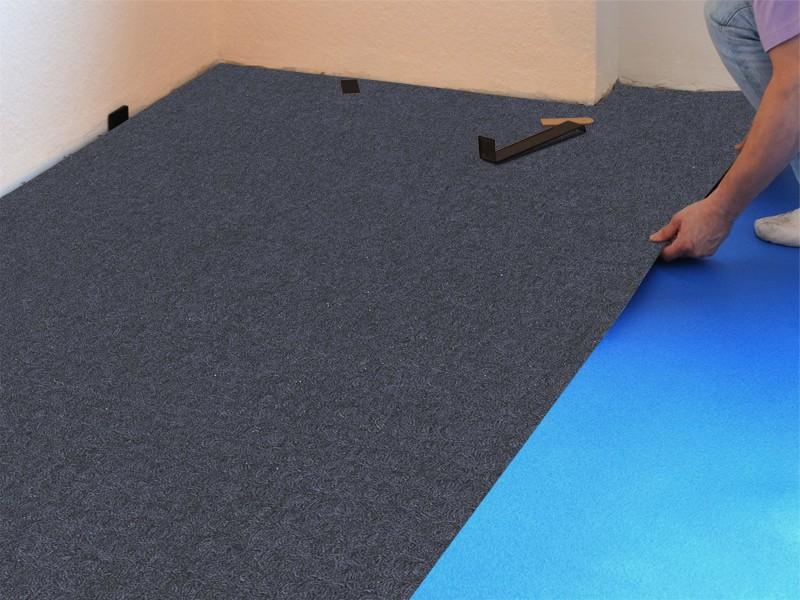 nadelvlies teppich. Black Bedroom Furniture Sets. Home Design Ideas