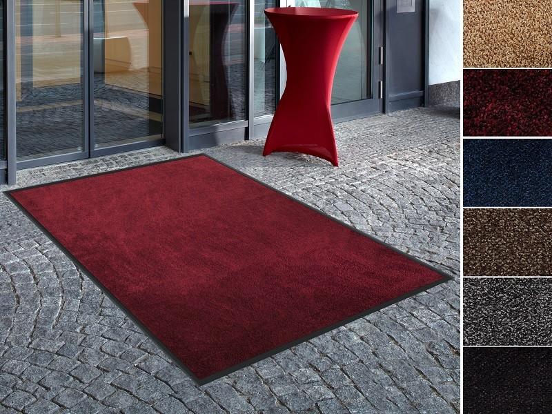 sauberlaufteppich brillant. Black Bedroom Furniture Sets. Home Design Ideas