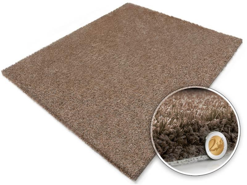 shaggy teppich beige hergestellt in deutschland. Black Bedroom Furniture Sets. Home Design Ideas