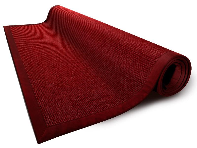 sisal teppich rot amazonas. Black Bedroom Furniture Sets. Home Design Ideas