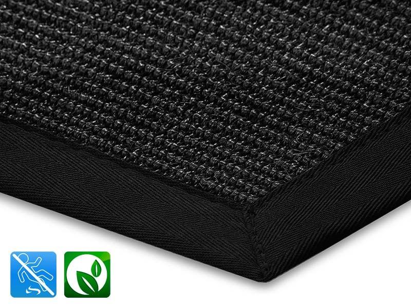 sisal teppich. Black Bedroom Furniture Sets. Home Design Ideas