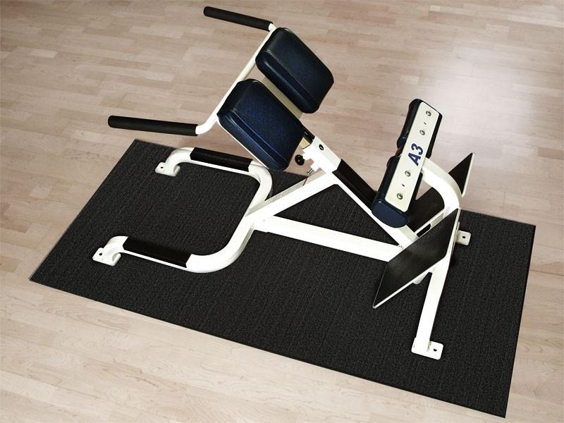 sportmatte f r fitnessger te. Black Bedroom Furniture Sets. Home Design Ideas