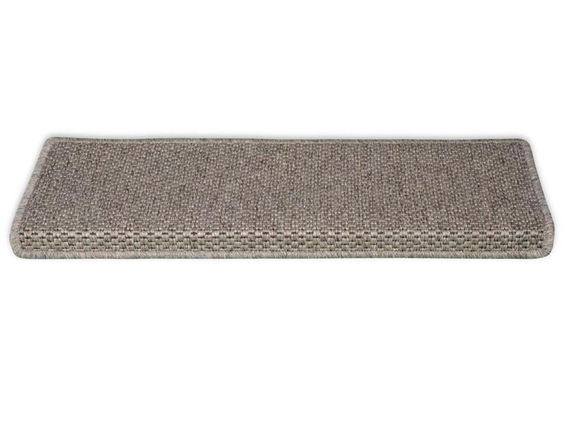 stufenmatte kalkutta sisaloptik halbrund oder eckig. Black Bedroom Furniture Sets. Home Design Ideas