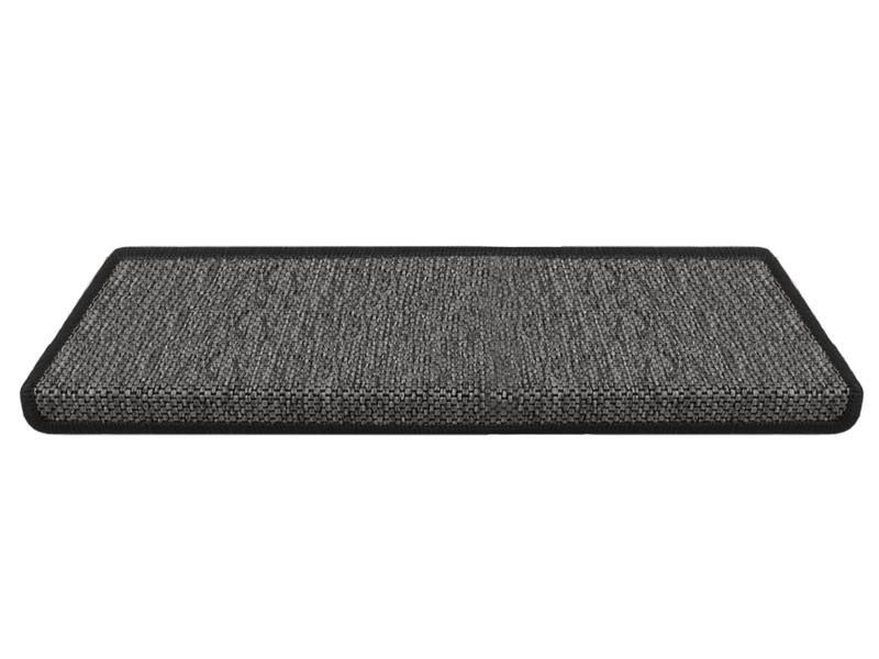 stufenmatten sisal optik anthrazit. Black Bedroom Furniture Sets. Home Design Ideas