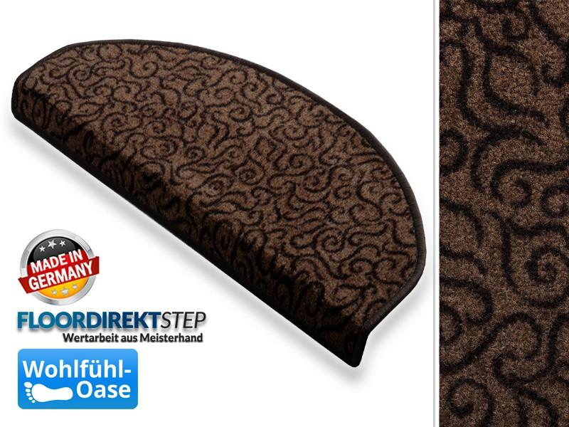 teppich treppenstufen rund oder eckig hergestellt in. Black Bedroom Furniture Sets. Home Design Ideas