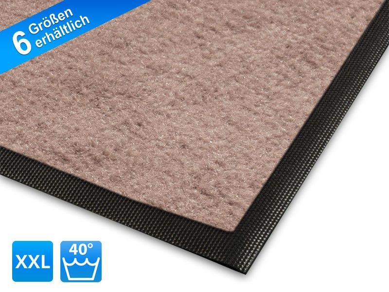 waschbare teppiche. Black Bedroom Furniture Sets. Home Design Ideas