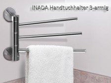 Wand-Handtuchhalter