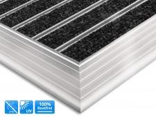 Aluminium-Fußmatte