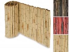 Bambus-Sichtschutzzaun