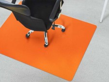Bodenschutzmatte für Teppich
