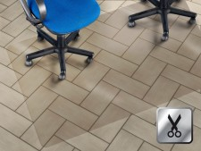 Bodenschutzmatten Zuschnitt Hartboden