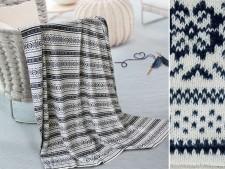 Wohndecke aus Baumwolle | Scarlett | In 2 Grössen