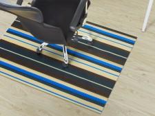 Bodenschutzmatte für Hartboden, Design Ravenna