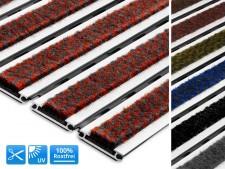 Aluflex carpet JR Schmutzfangmatte für den gewerblichen Eingang