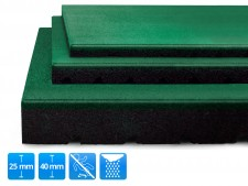 Fallschutzmatte grün