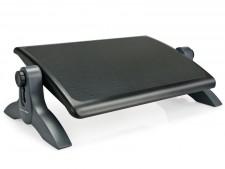 Fussstütze Turbo | Verstellbar | schwarz/grau