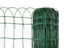 Ziergeflecht | Grün | Maschenweite: 15 x 9 cm | 4 Größen