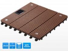 Klick-Fliesen Holz