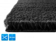 Kokosmatten | 24 mm | Schwarz