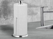 Küchenrollenhalter Kiana | Edelstahl | Mit Abreißhilfe