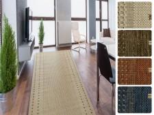Teppich-Läufer auf Mass | Borkum | Erhältlich in 4 Farben