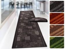 Teppich-Läufer auf Mass | Bora | Erhältlich in 4 Farben