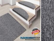 Teppichläufer Grau