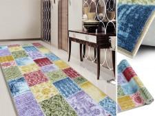 Moderner Teppich-Läufer