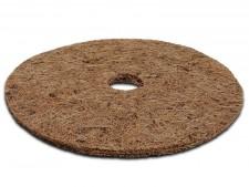 Mulchscheiben aus Kokos