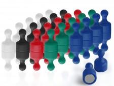 Neodym-Magnet-Schach-Pins
