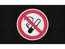 Antirutschmatten `Rauchen verboten´
