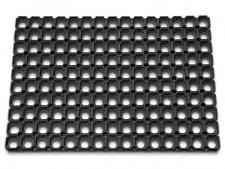 Ringgummimatte | Octo Door | Grosse Löcher | Stärke: 16 mm