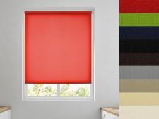 Sichtschutzrollo | Daylight Color | Breiten: 45 bis 120 cm | 9 Farben